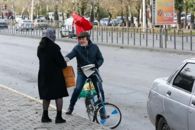 «Гражданина СССР» Алексея Серкова из Волгодонска взяли под стражу