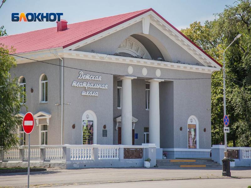 Детская театральная школа Волгодонска приглашает горожан на День открытых кулис