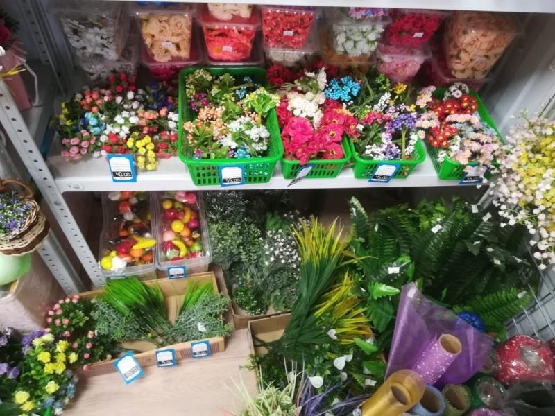 У волгодонцев есть возможность посетить настоящий мир флористики и рукоделия