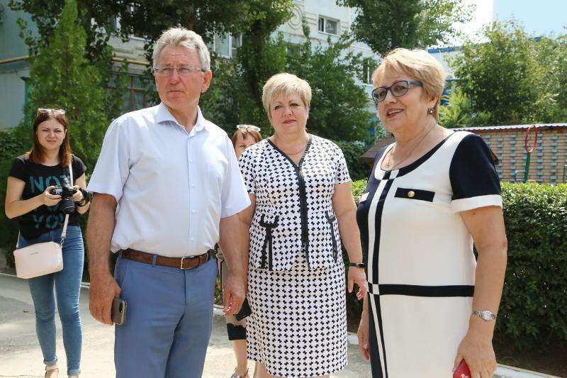 «Образовательные учреждения должны соответствовать времени и быть на шаг впереди»: Виктор Мельников