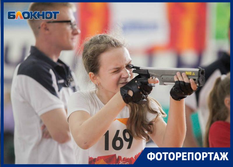 Соревнования по современному двоеборью на кубок главы администрации прошли в Волгодонске