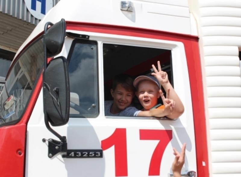 «Юные техники» нашли, чем заняться в Волгодонске этим летом