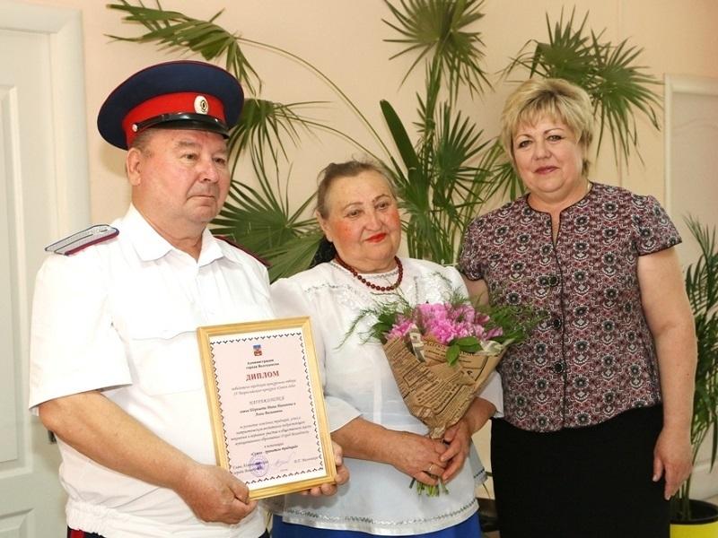 Знаменитые супруги-краеведы из Красного Яра признаны «Семьей года»