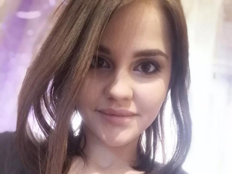 24-летняя Виктория Коршунова в конкурсе «Мисс Блокнот-2019»