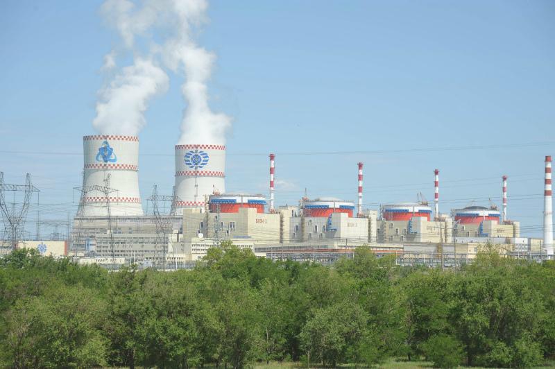 На энергоблоке №3 РоАЭС начался планово-предупредительный ремонт