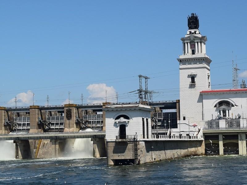 Падение уровня Цимлянского водохранилища ускорилось