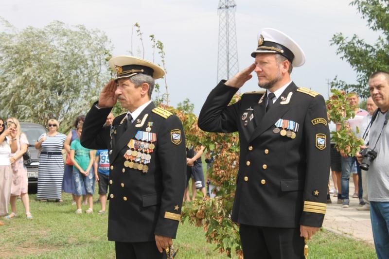 Как Волгодонск отметит день ВМФ
