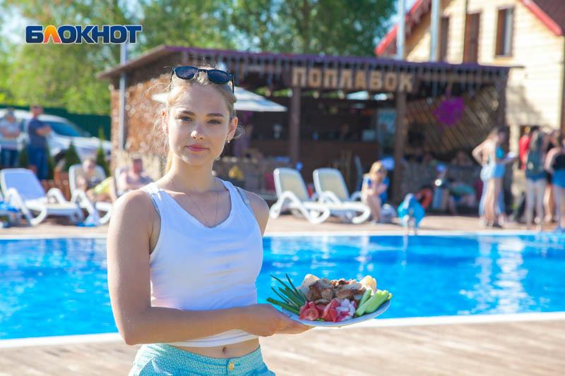 Шашлык со вкусом средства для розжига приготовила Дарья Коноплева