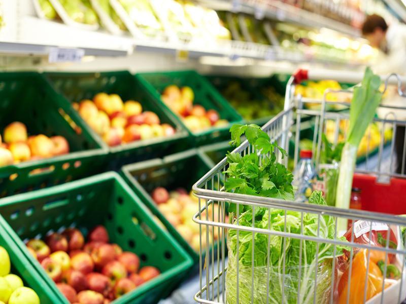 За месяц в Волгодонске упали цены на мясо и овощи