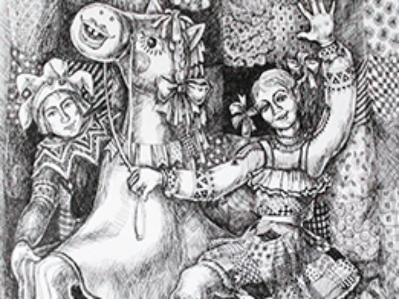 В Волгодонском художественном музее открывается выставка Людмилы Лебедевой