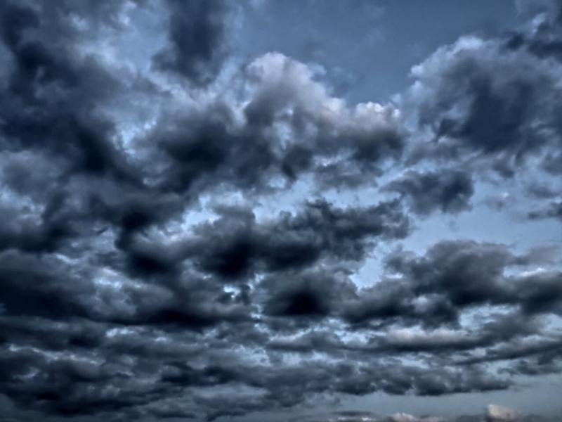 Непогода надвигается на Волгодонск