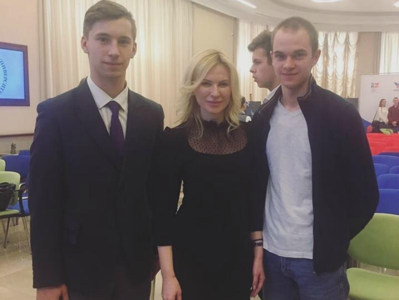 Молодой парламентарий из Волгодонска принял участие в форуме «Молодежная команда страны»