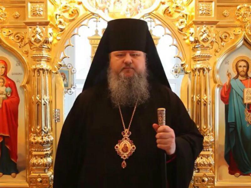 Епископ Волгодонский и Сальский Корнилий поздравляет горожан со Светлым Христовым Воскресением