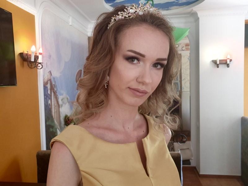Финал «Преображения»: в день выпускного Елизавета Андриевская предстала в образе принцессы