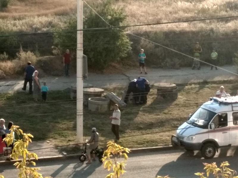 Во время фестиваля «Шелковый путь» в Волгодонске мужчина провалился в незакрытый колодец