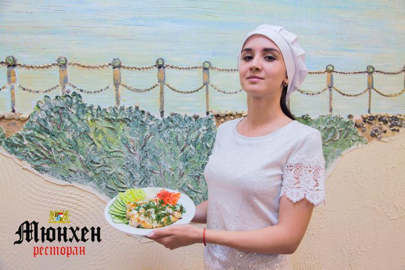 «Еще лаваш и получится шаурма»: Участница «Мисс Блокнот» Юлия Добровольская блеснула кулинарным талантом