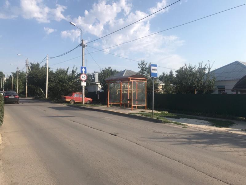 На проспекте Курчатова и улице Энтузиастов появятся новые остановочные комплексы