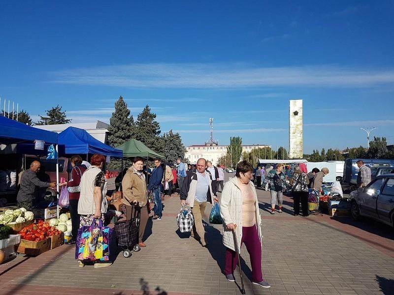 Осенняя ярмарка «выходного дня» состоится в Волгодонске в субботу