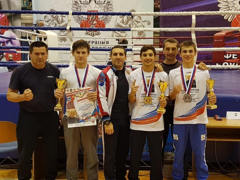 Волгодонец доказал, что достоин выступать в составе сборной России по боксу