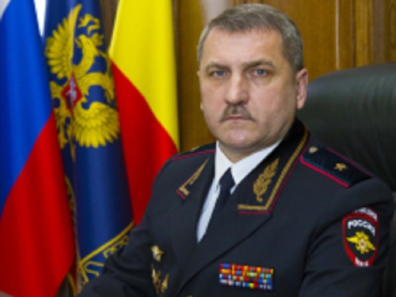 Начальник полиции области проведет прием жителей Волгодонска