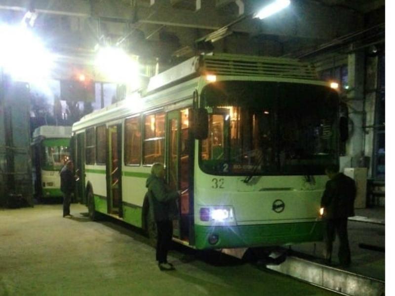 Автобусы,троллейбусы и маршрутки Волгодонска прошли техосмотр