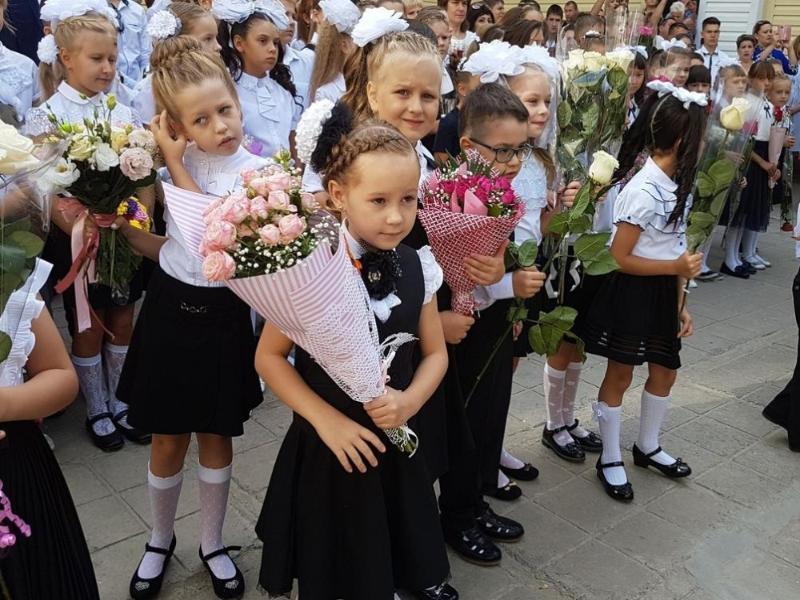 1 сентября в школы Волгодонска отправится на 500 учеников больше, чем в прошлом году