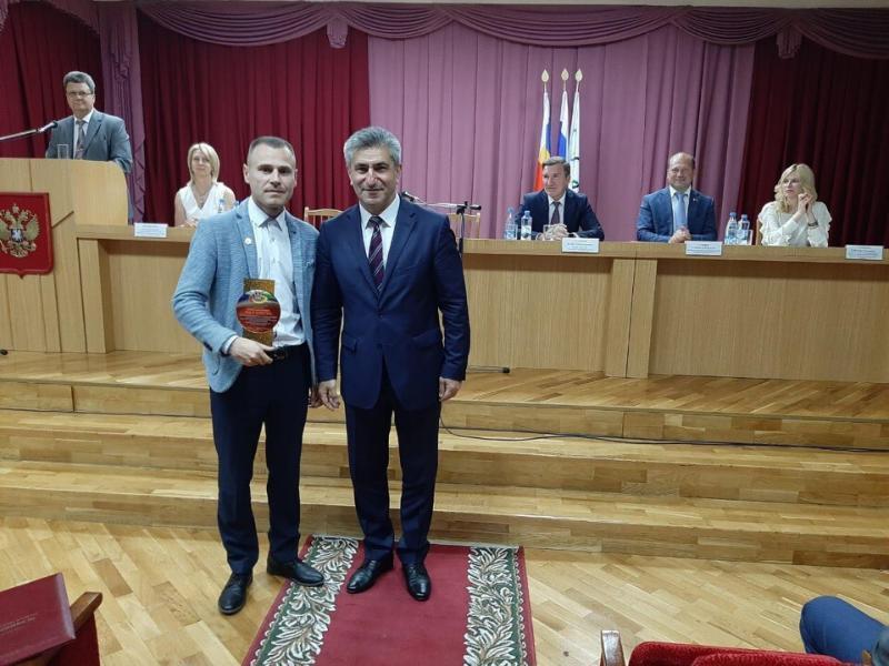 Спорткомитет города Волгодонска признан лучшим в регионе по итогам 2018 года