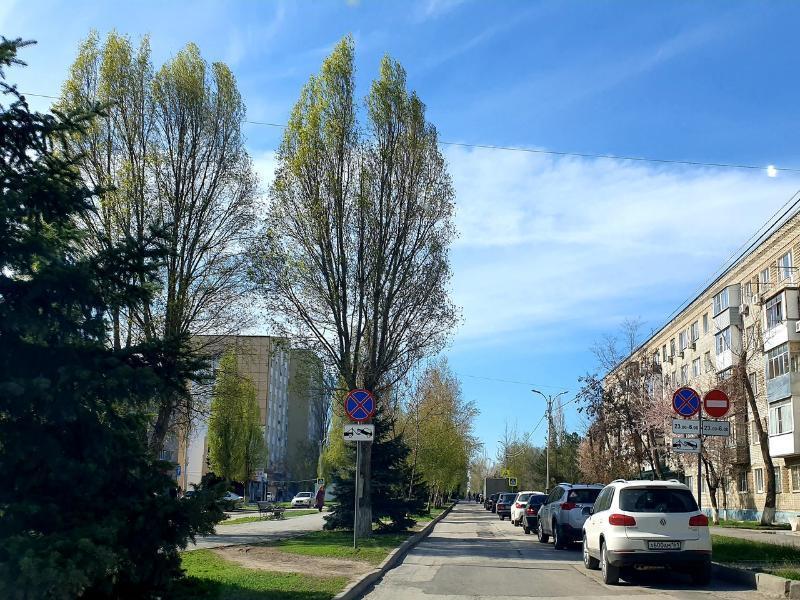 Солнечным и довольно теплым будет последний рабочий день в Волгодонске