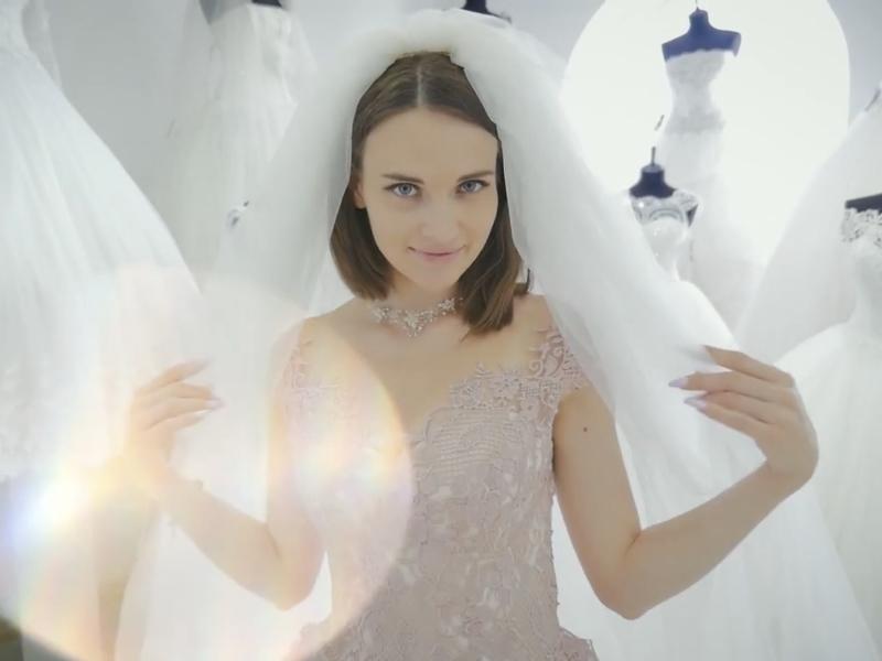 Лиза рассказала, где найти свадебное платье своей мечты