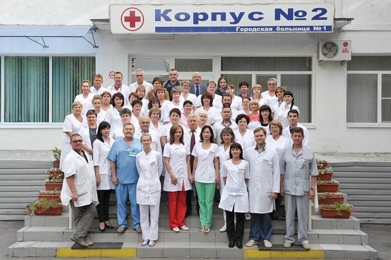 Капремонт терапевтического корпуса горбольницы №1 Волгодонска стартует в год ее 55-летия