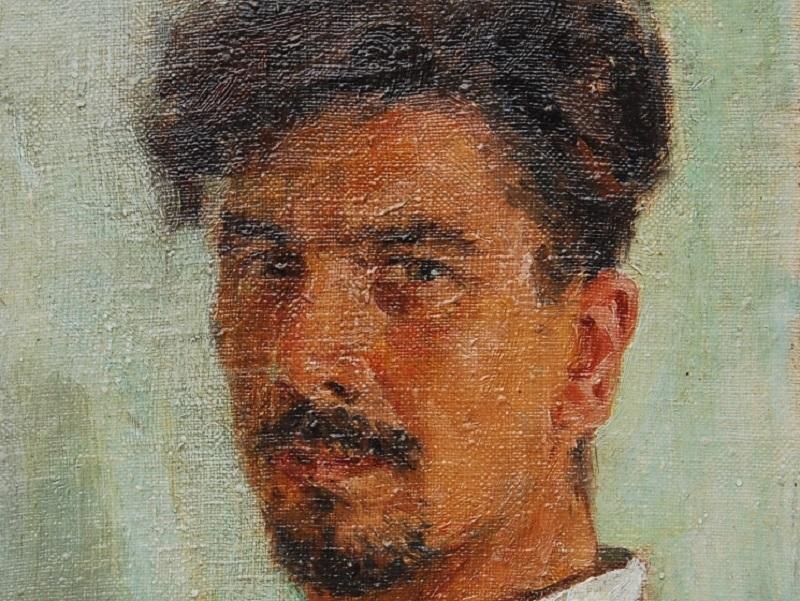 Выставка картин известного художника из Романовской открылась в Волгодонске