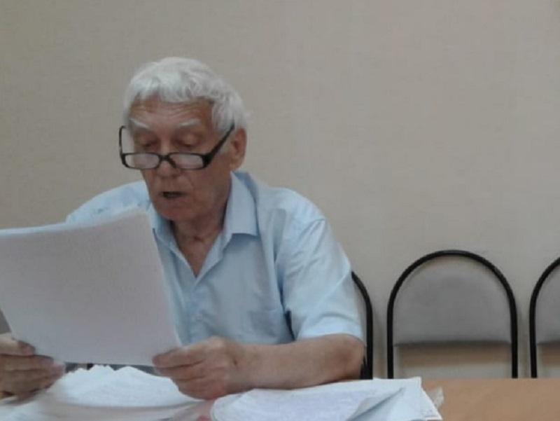 Ушел из жизни известный в Волгодонске энергетик Петр Дюскин