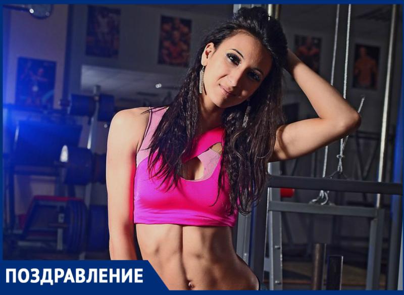 Бессменный тренер проекта «Сбросить лишнее» Майя Блинова отмечает день рождения