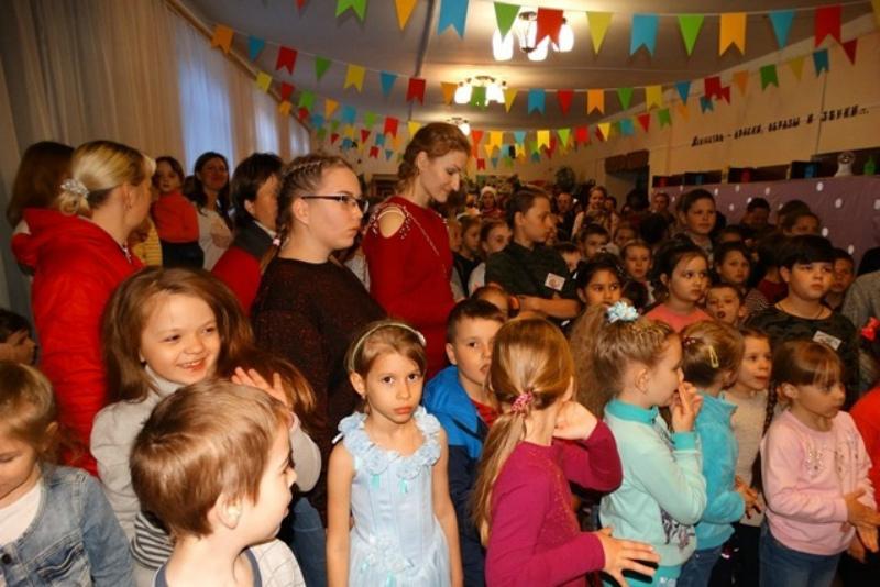 В волшебную страну превратилась на один вечер детская библиотека Волгодонска