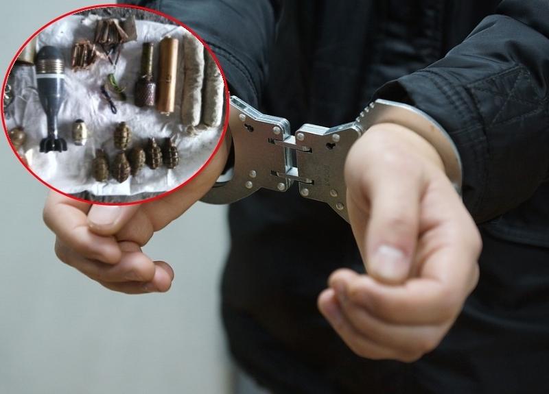 В Цимлянске осудили волгоградца, торгующего взрывчатыми веществами
