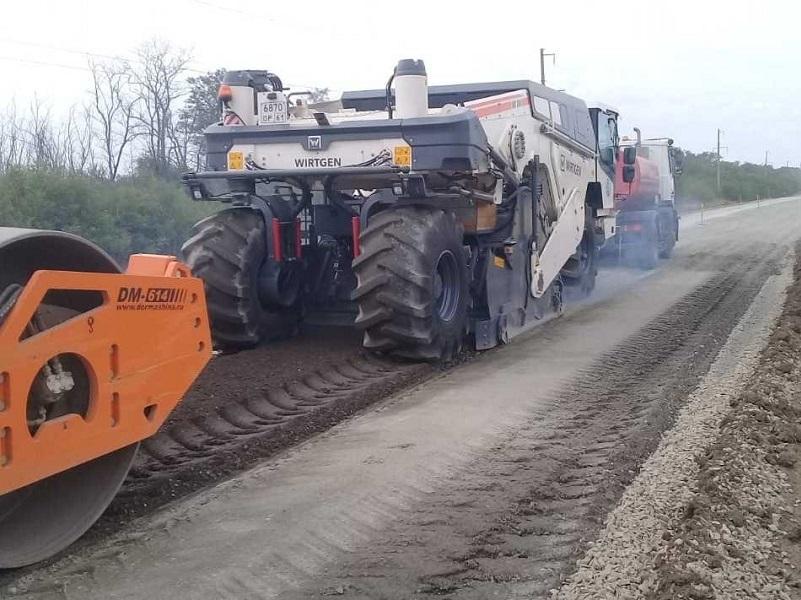 Зимой на трассе Цимлянск - Шахты начнется большой ремонт