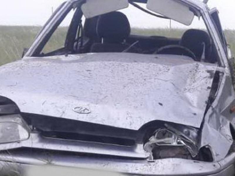 При столкновении ВАЗов под Дубовкой погиб водитель