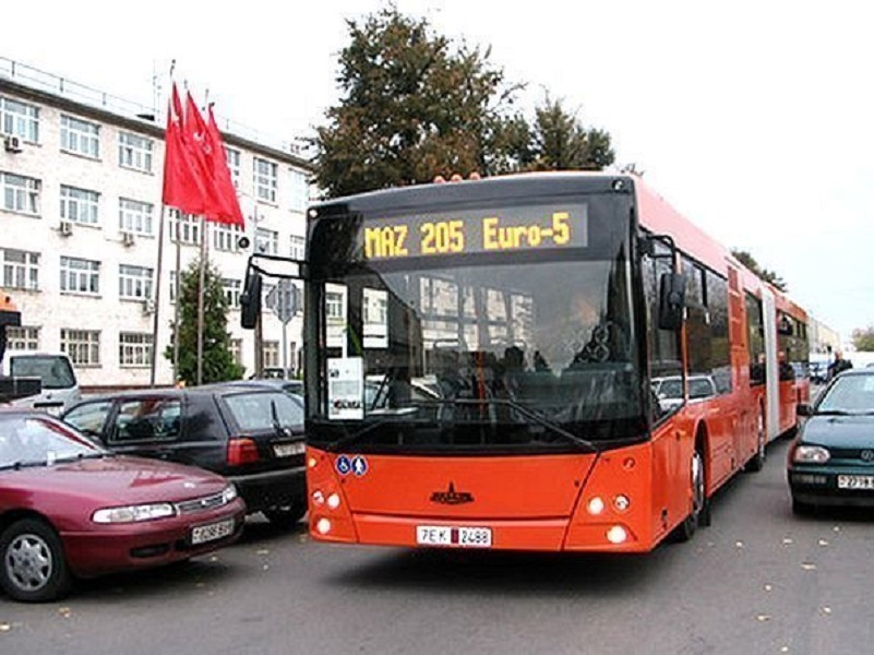 Волгодонск получит новые газовые автобусы