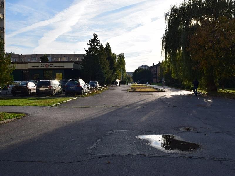 Бульвар Великой Победы отремонтируют ко Дню Победы