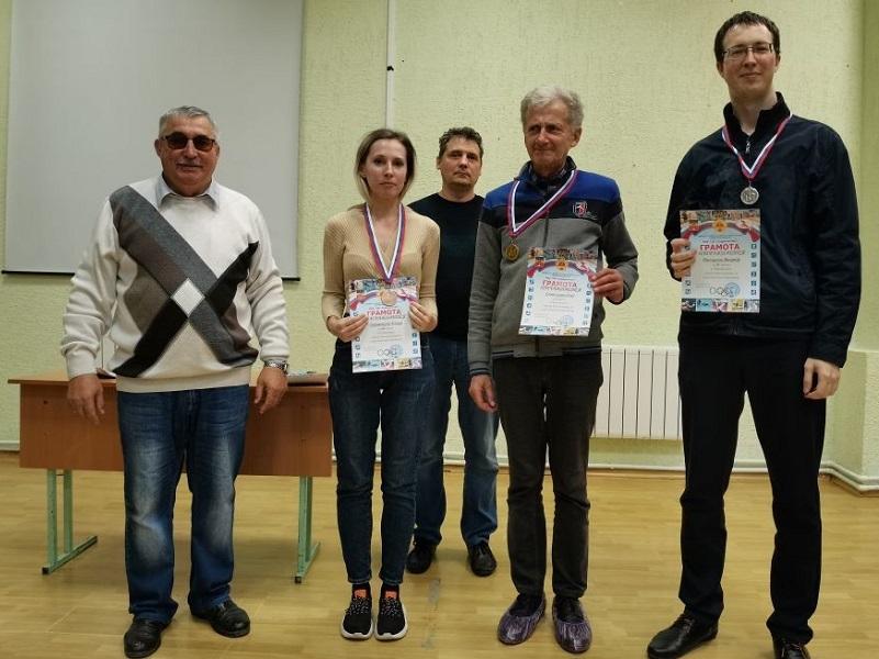 Сильнейших шахматистов города выявил чемпионат Волгодонска