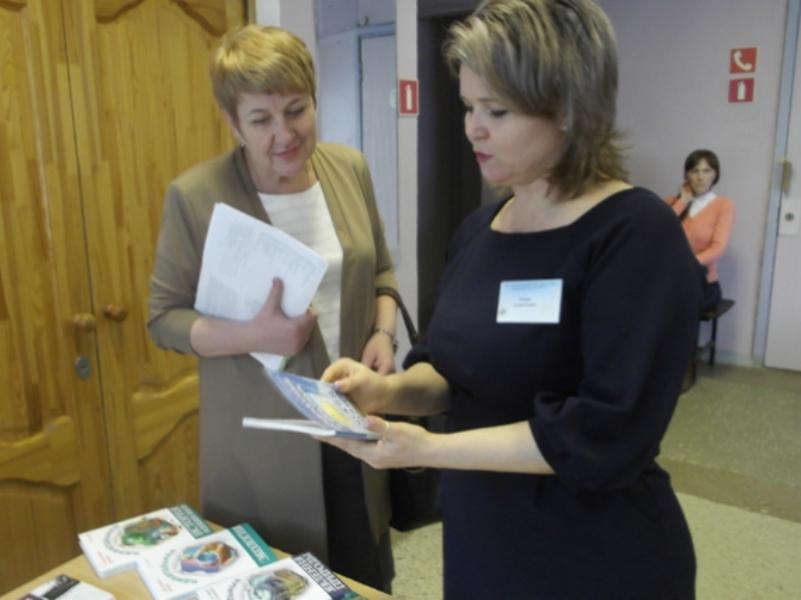 Сотрудники волгодонской библиотеки для детей №11 провели час экологии «Учит мудрая природа»