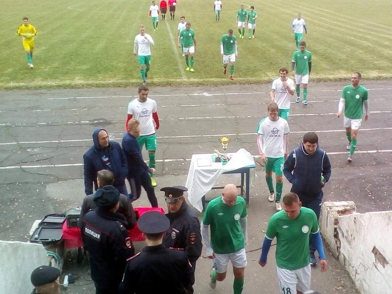 «Волгодонск-2019» лишился призового места Первой лиги по футболу