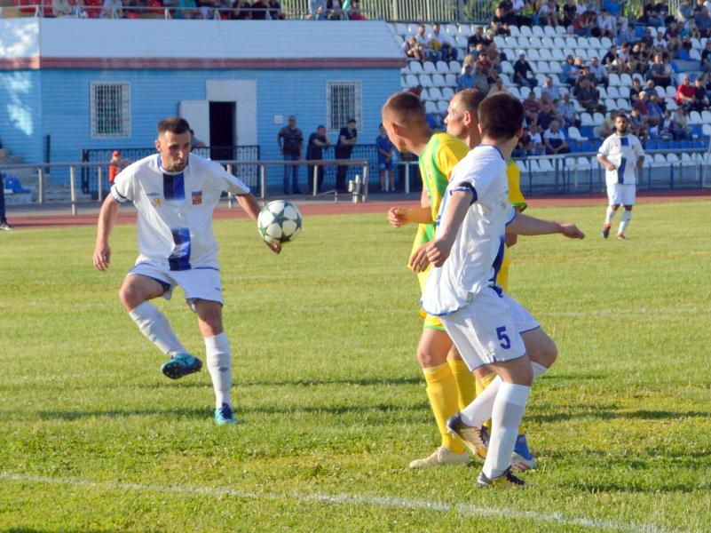 ФК «Волгодонск-2019» проведет домашний матч пятого тура первенства Ростовской области