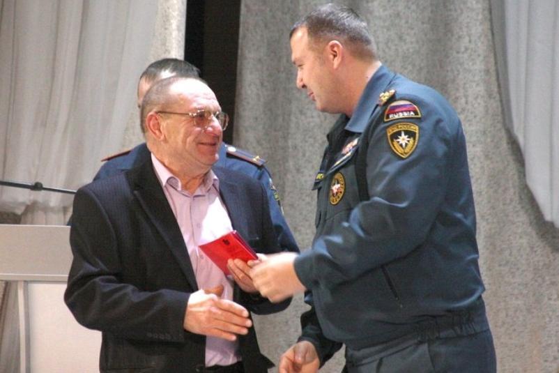 В Волгодонске состоялось открытие международных соревнований по пожарно-спасательному спорту