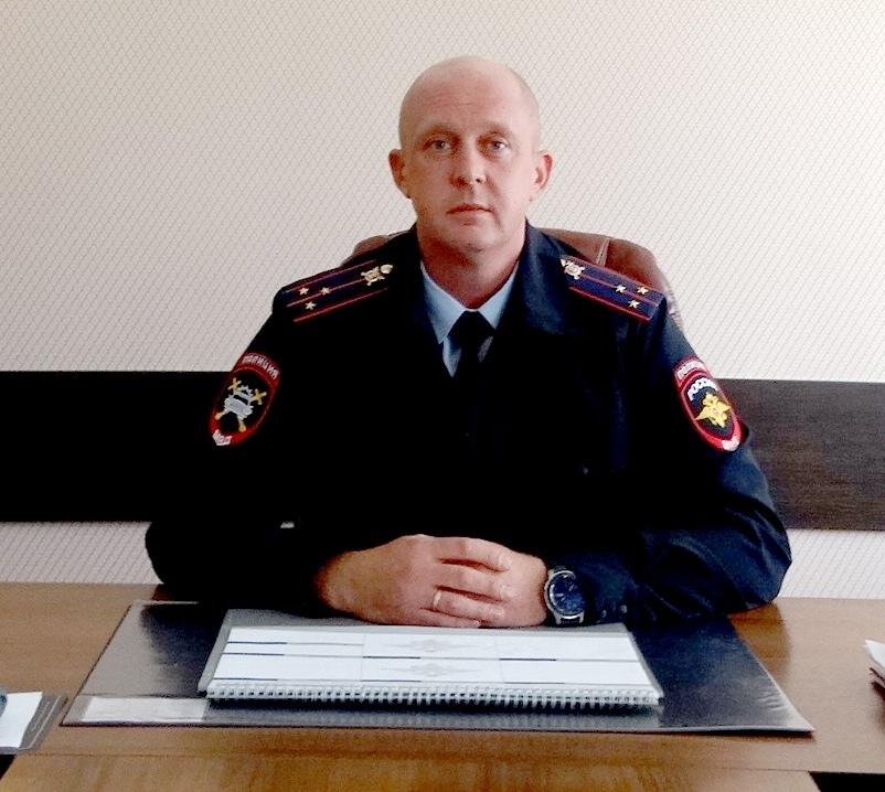 36-летний Владимир Востриков возглавил ГИБДД Волгодонска
