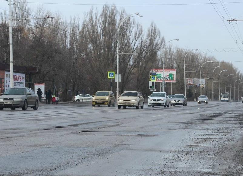 Более 23 миллионов рублей выделяется на ремонт дороги по улице Морской в Волгодонске