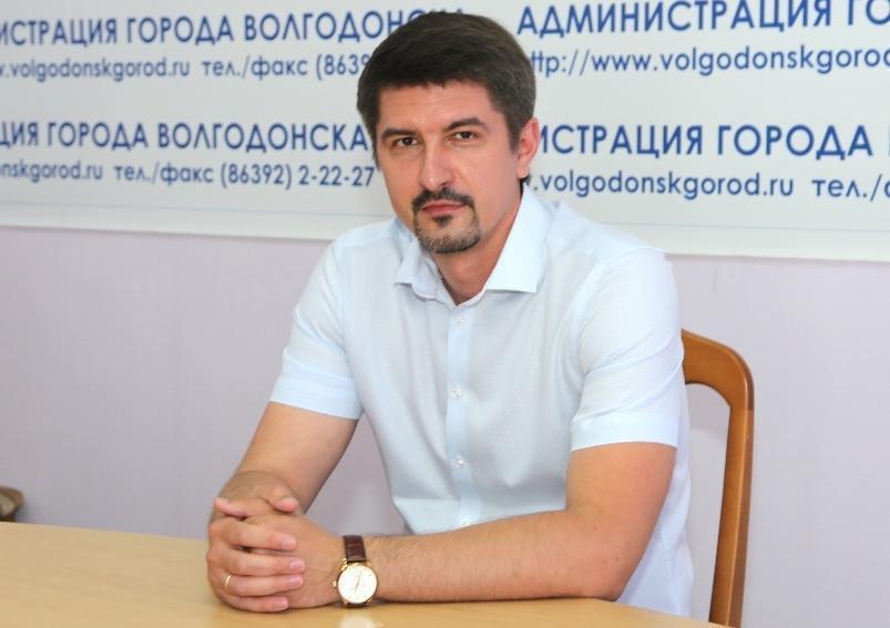 Главный архитектор Волгодонска Юрий Медведев покинул свой пост