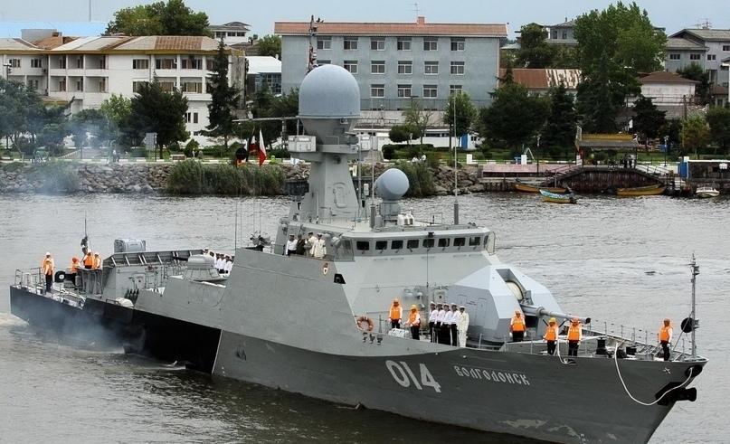 МАК «Волгодонск» готовится Международному этапу конкурса  «Кубок моря»