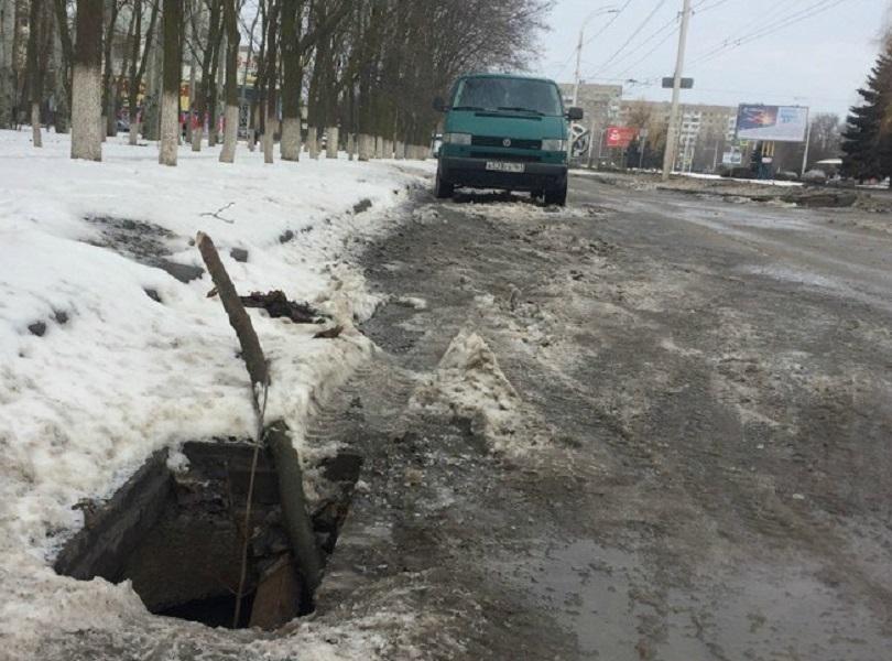 Воры совершили крупнейшие кражи люков и решеток водостоков в Волгодонске
