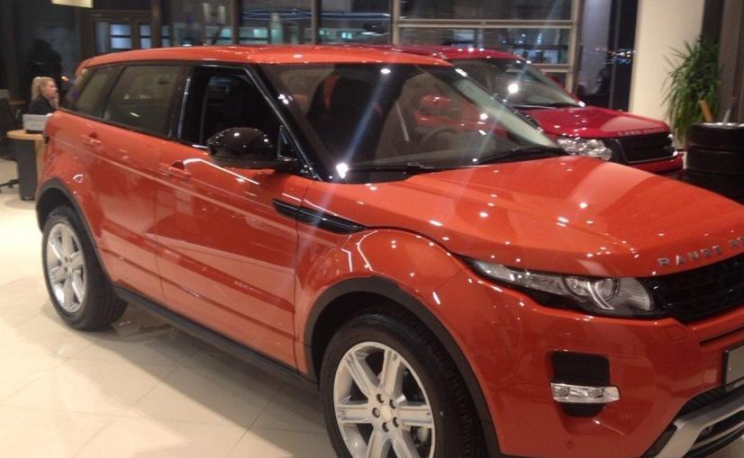 Волгодонец продал чужой «Range Rover Evoque» и уехал в Краснодарский край